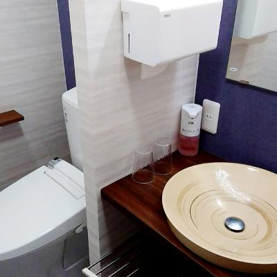洗面室一例